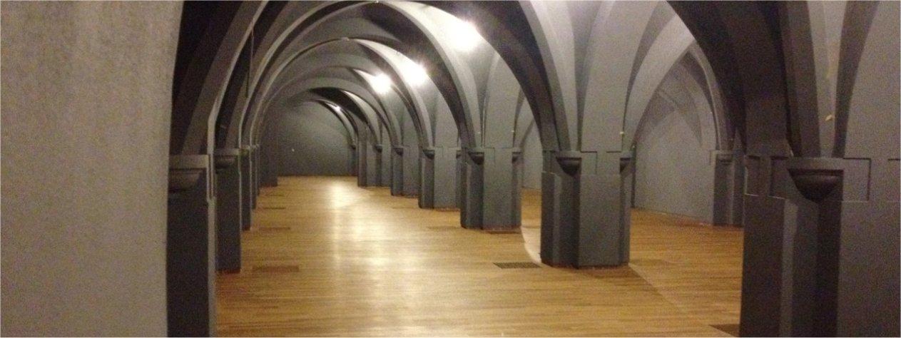 Kelder Gewelven Rijksmuseum